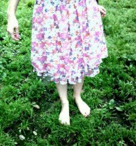 Платье, юбка, блуза , майка.