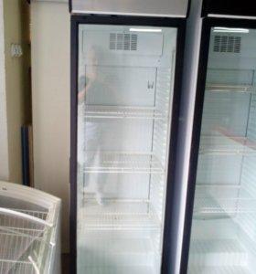 Шкафы холодильные б/у 000л