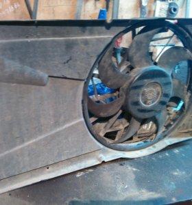 Вентилятор радиатора фокус 2