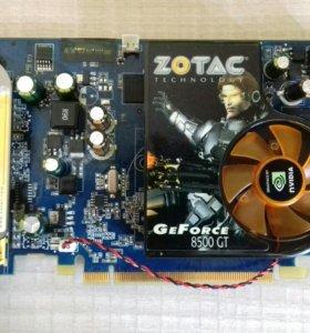 Zotac 8500GT 256MB