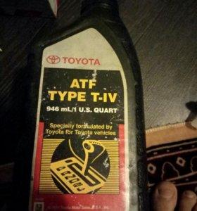 ATF TYPE T4 тойота