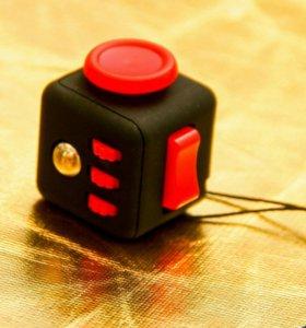 Антистресс кубик: Fidget cube . Брелок - антистрес
