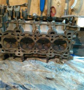 Головка блока целиндра форд фокус 2 1.8 125 л.с