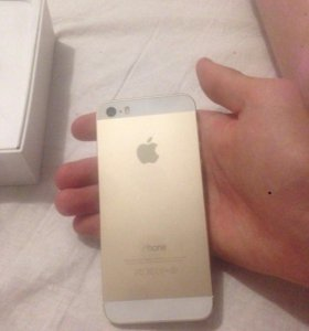 iPhone 5s 16gb LTE 4G Gold