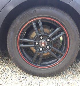 Комплект колёс r16