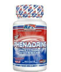 APS Phenadrine ( 60 cap.)