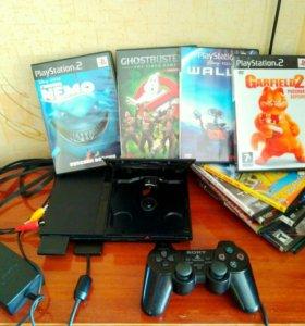 Игравая приставка PlayStation 2
