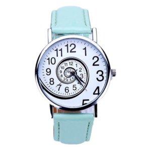 Часы женские наручные Candice. Вихревой узор. 3011