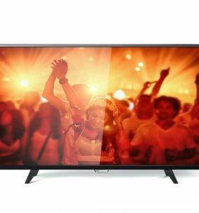 Новый LED телевизор Philips 43pft4001