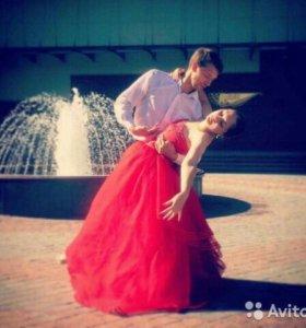 Постановка танцев