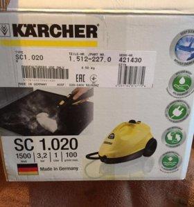 Продам пароочиститель kitcher