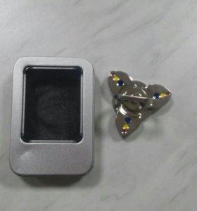 Подставка для телефона со спинером