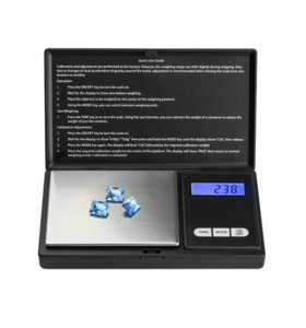 Мини электронные весы