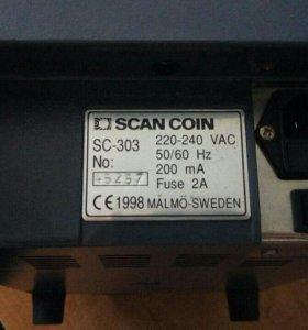 Счетчик монет
