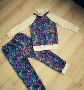 Свитшот и штаны для детей на заказ