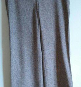 Новые шерстяные брюки Apriori, р.44,5-46