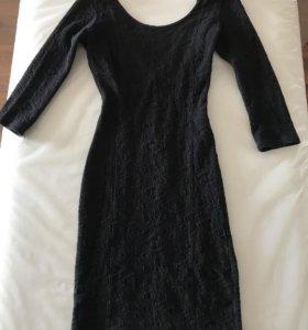 Облегающее платье bershka