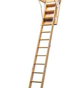 Деревянная чердачная лестница ЧЛ-11