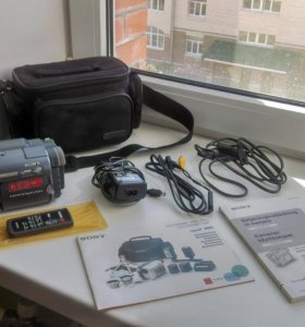 Камера Sony Hi8 990x