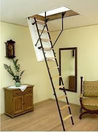 Деревянная чердачная лестница ЧЛ-12