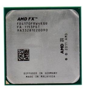Процессор AMD FX-4170