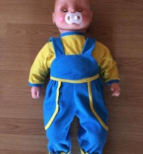 Кукла Андрюша