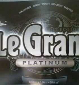 Славянские обои фирмы Le Grand platinum