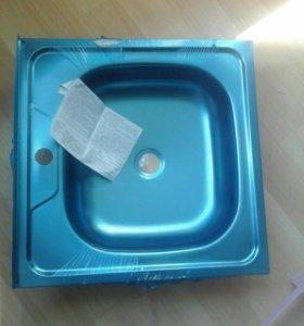 Раковина кухонная 50×50