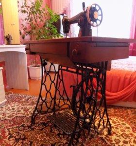 подольsкая швейная машинка тумба