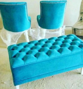 Изготовление стульев и банкеток