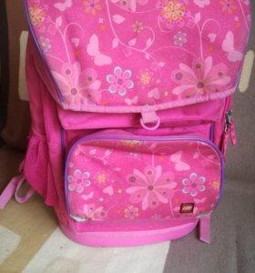 Рюкзак школьный для девочки б/у