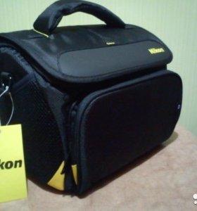 Сумка, кофр Nikon, фото сумка