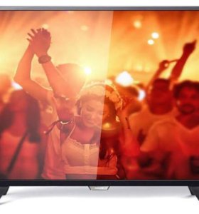 Full Hd Led телевизор Philips 43PFT4001 новый