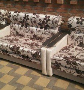 Диван Малогоборитный +2 Кресло Кровати