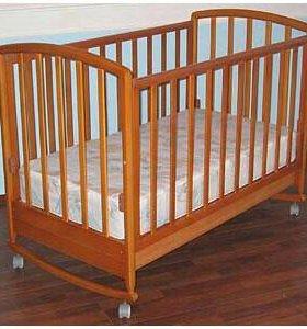 Кроватка детская!!