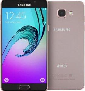 Samsung Galaxy A5 (2016) SM-A510F (розовое золото)
