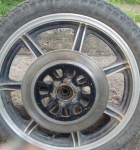Литое колесо ИЖ