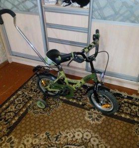 Велосипед детский3-5лет