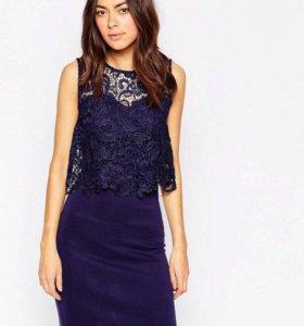 Платье CLUBL (ASOS) размер 10