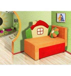 Детский диван - кровать Мася