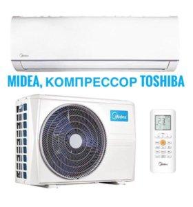 Сплит-система Midea Blanc