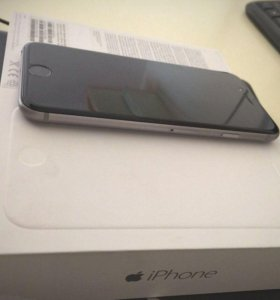 Новый Apple Iphone 6, 16 Gb, Space Gray. торг