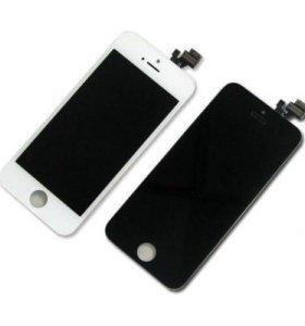 Дисплеи на iphone 5/5S/5C