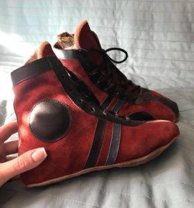 Курта и обувь для самбо