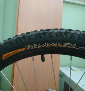 Вело покрышки Continental Gravity 26*2.3