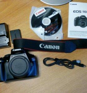Canon 1100d (под ремонт/донор)+18-55Kit