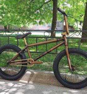 Stereobikes Treble 2015 20.9 bmx велосипед