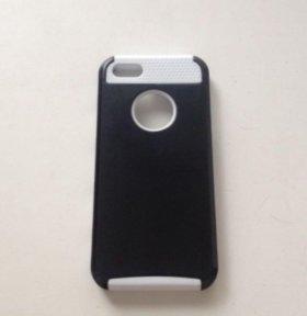 Чехол противоударный на iPhone 5/5S