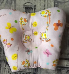 подушка для новоржденных