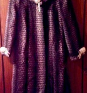 Новое пальто 54р